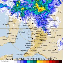 Rain and Lots of it, Wetter and Warmer Forecast
