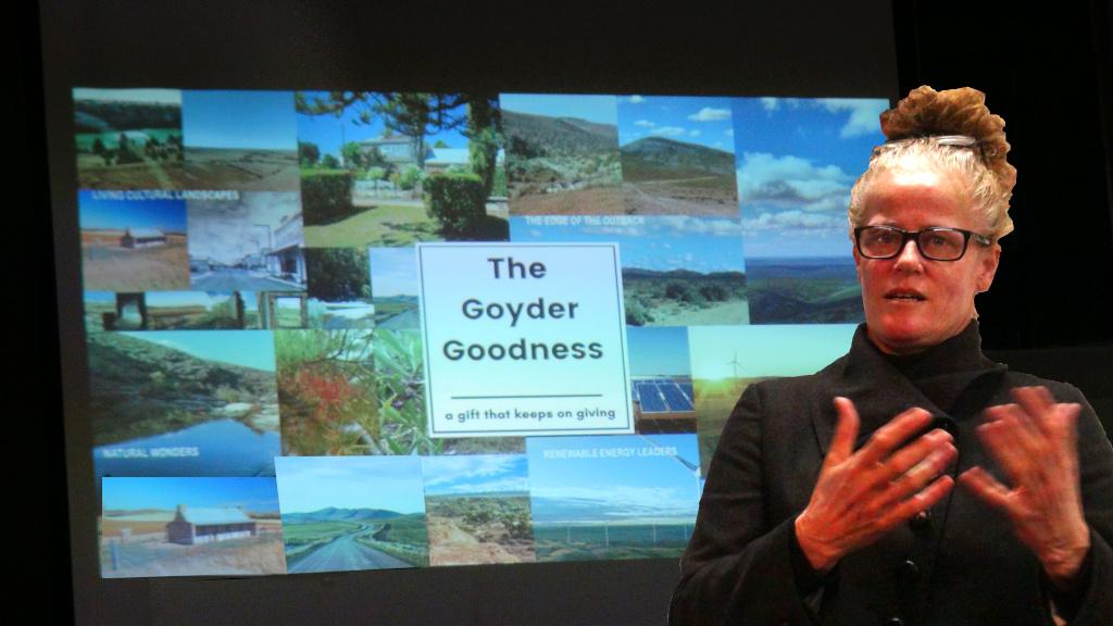 Brooke Madill explains The Goyder Goodness