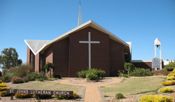 Eudunda Lutheran Church
