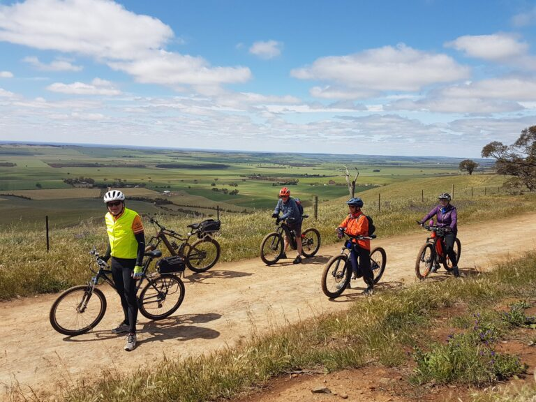 Lavender Cycling Trail (M2C) Brings New Tourists To Area