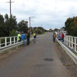 Council Meets to Discuss Hampden Bridge