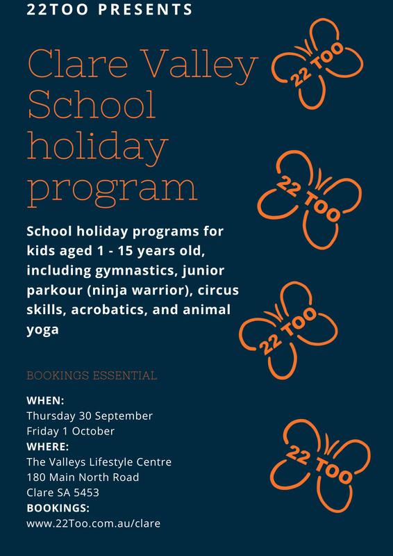 2too Clare t3 School Holidays Program - print flyer august orig
