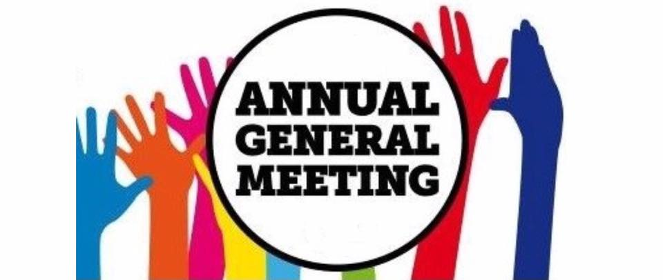 AGM Hands Up