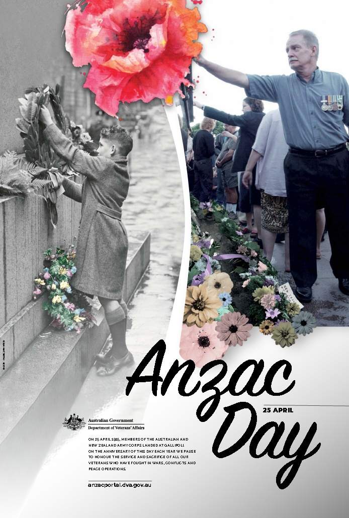 ANZAC Dawn Service – Eudunda 25th April 2021