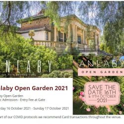 Anlaby Station Historic Open Gardens – Sat 16th & Sun 17th Oct 2021
