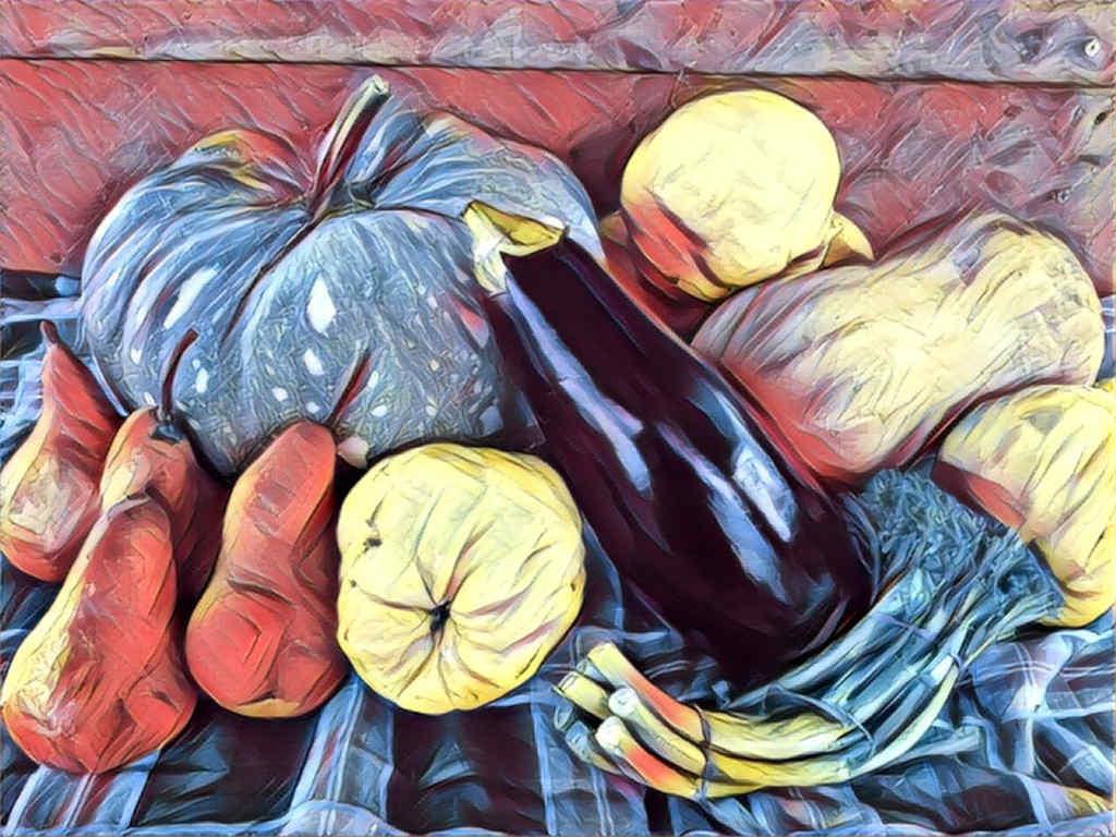 Art Workshops - Alannah Cheshire - Fruit & Veg painting