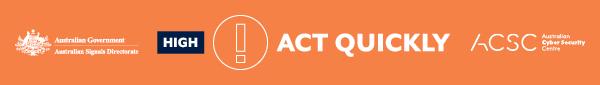 Australina Cyber Security Centre (ACSC) Logo