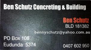 Ben Schutz - ECBAT Business Member
