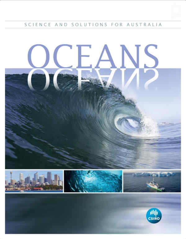 FREE CSIRO Book About Oceans Is Very Informative