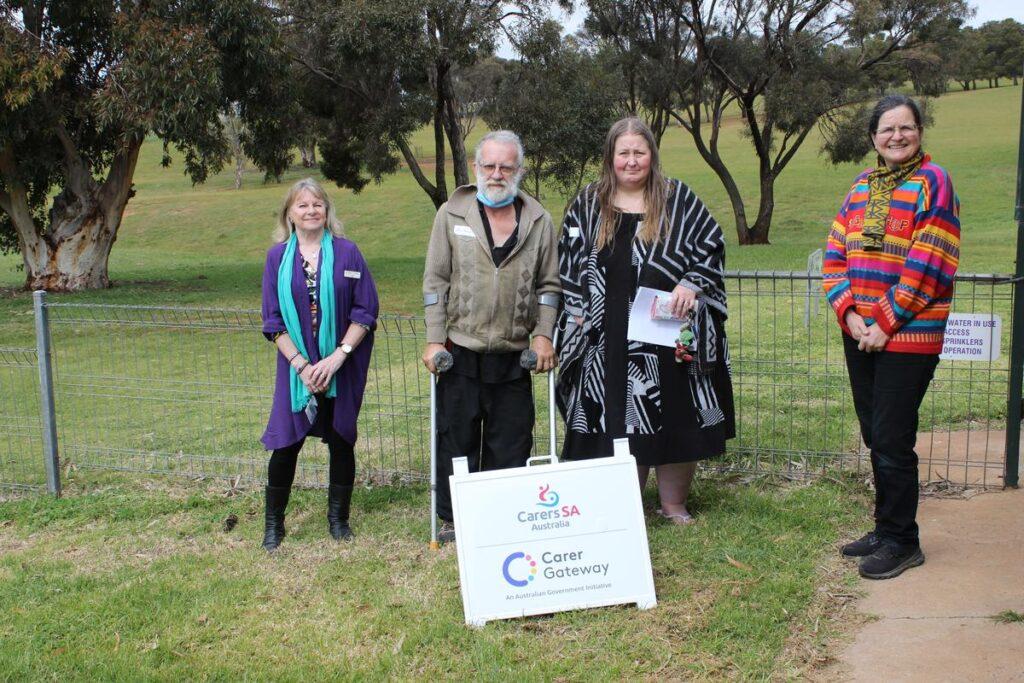 Carers SA Australia September Meeting at Eudunda Golf Club  - Photo Jenny Herriman