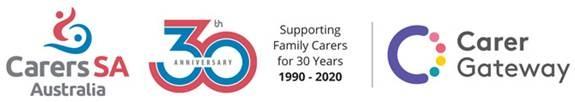 CarersSA Australia - Carer Gateway Logo