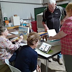 Country Arts SA Grant Helps Eudunda Community Hub and Shed With Technology