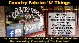Country Fabrics N Things - ECBAT Business Member