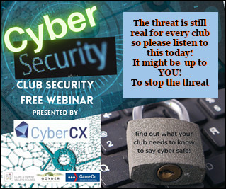 Webinar – CYBER SECURITY – Does your Committee know what to do?