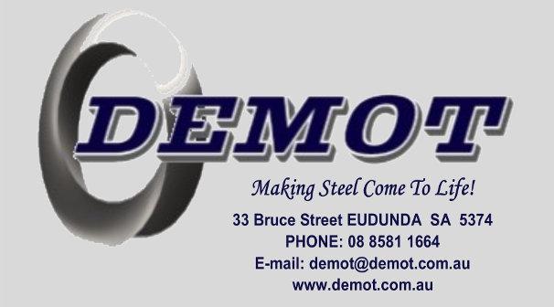 Demot Pty Ltd - ECBAT Business Member