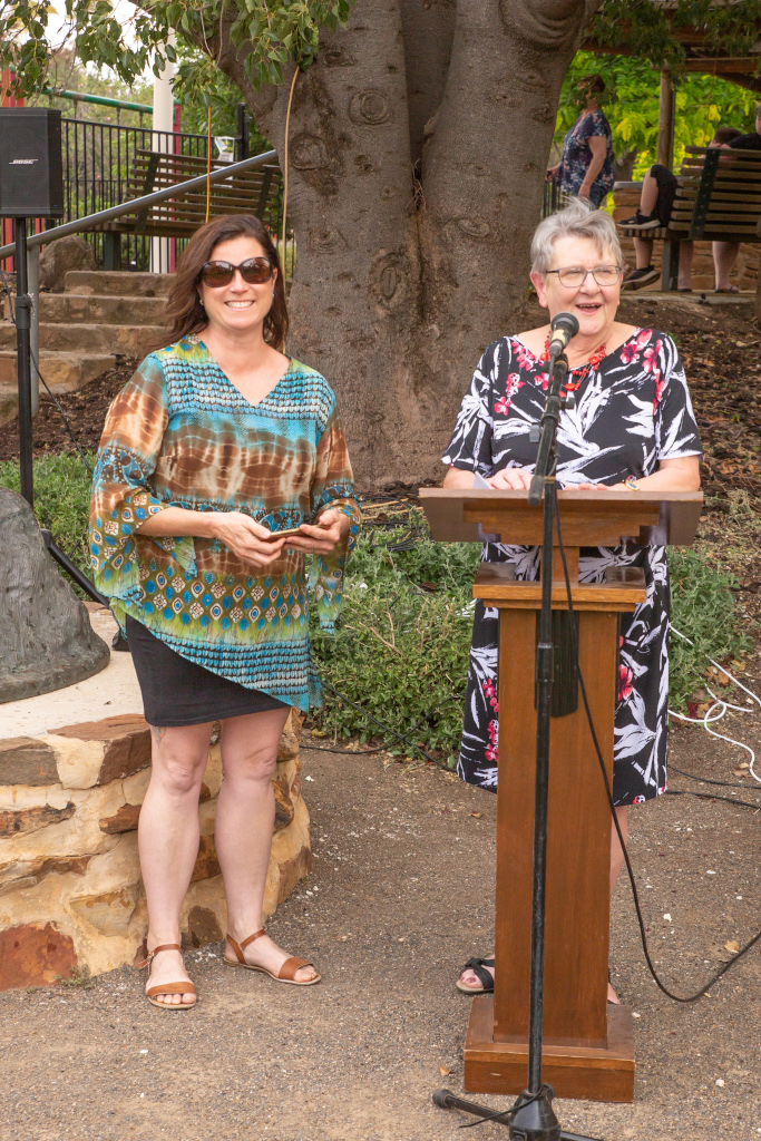 Eudunda 150th -Debbie & Margaret - Photo by Robyn Bradbrook