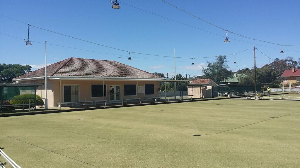 Eudunda Bowling Club Greens