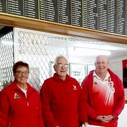 Eudunda Bowls Season Underway As Bob Celebrates 60th Year With Club.
