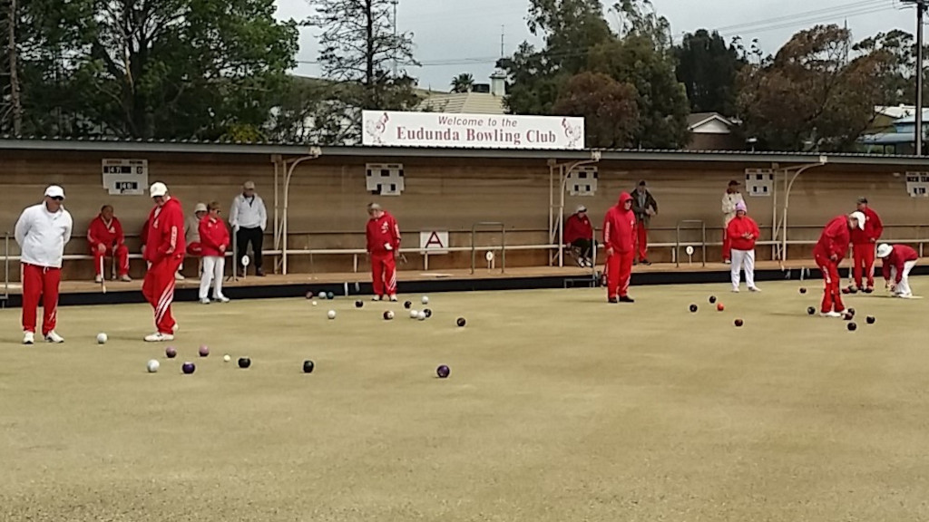 Eudunda Bowls Club Season Starts on the Green