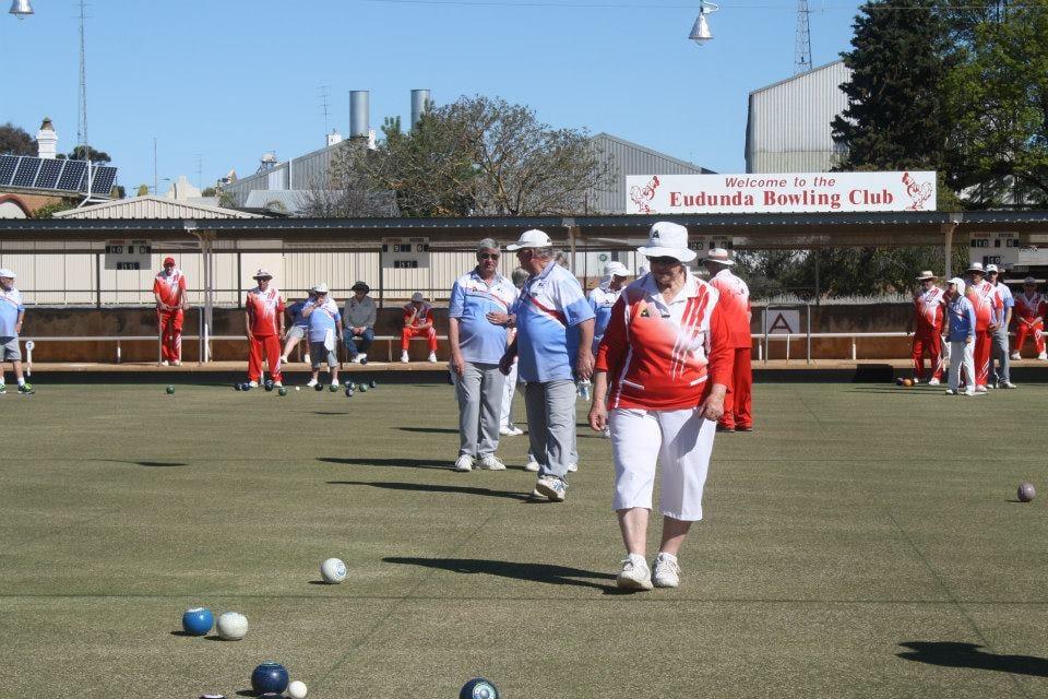 Eudunda Bowls has Gone Green with grant win - June 2021