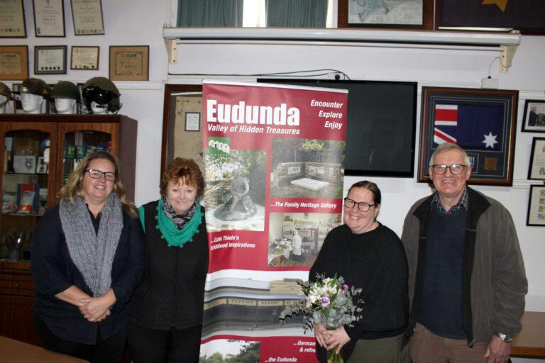 Successful ECBAT Business Breakfast at Eudunda Highlight Positive Future for Region