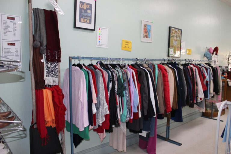 LAST DAY of Storewide Clothing Sale At The Eudunda Community Op Shop
