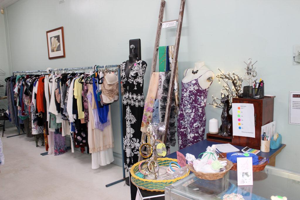 Eudunda Community Op Shop - Front Desk & Clothing March 2021