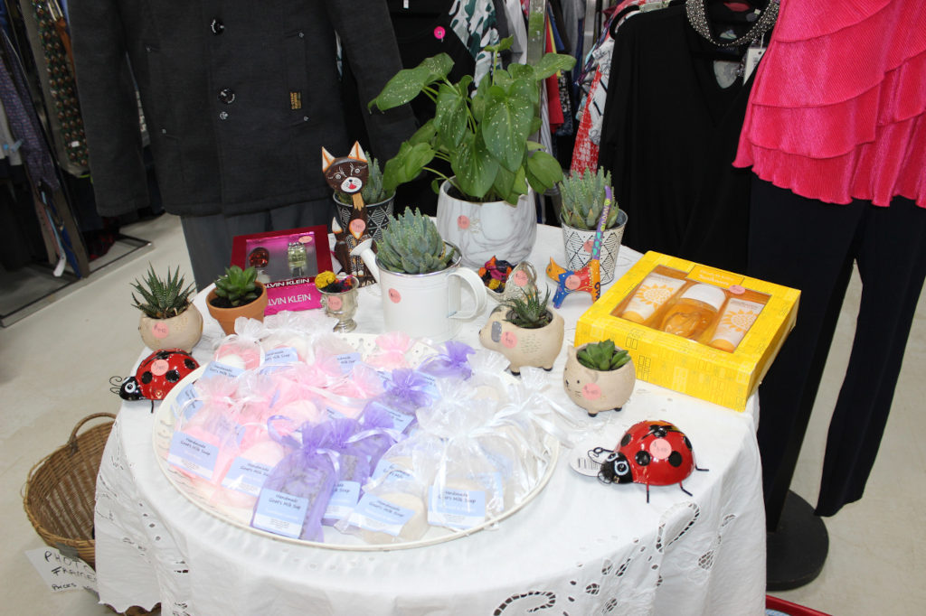 Eudunda Community Op Shop - Mothers Day Presents - Handmade Milk Soap and other items