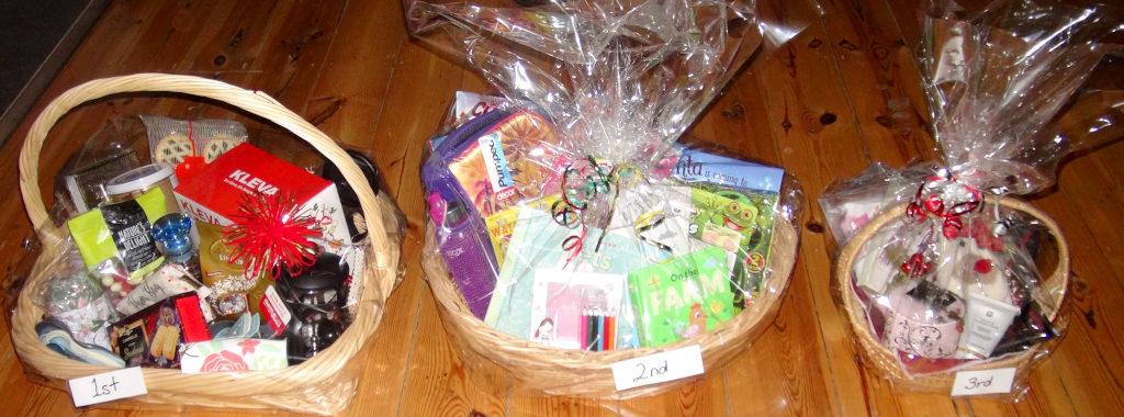 Eudunda Family Heritage Gallery Christmas Raffle Prizes
