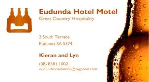 Eudunda Hotel Motel - ECBAT Business Member
