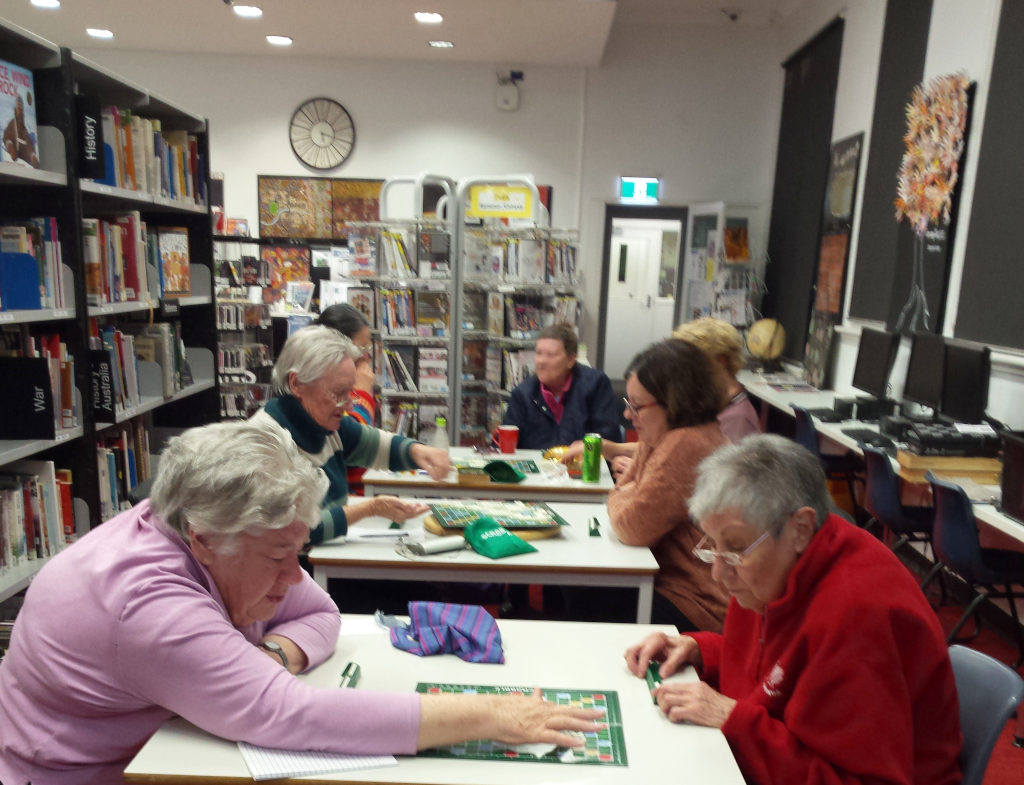 Eudunda Library - Games in the Library Participants