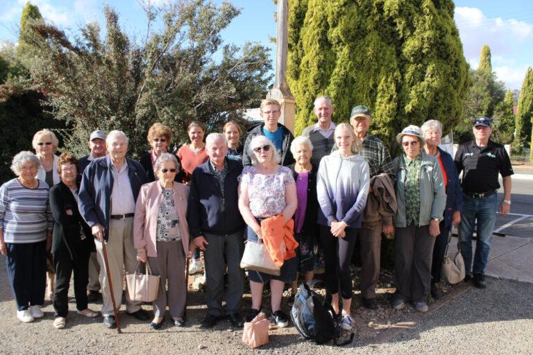 Eudunda Probus Bus Trip Explores Kapunda History