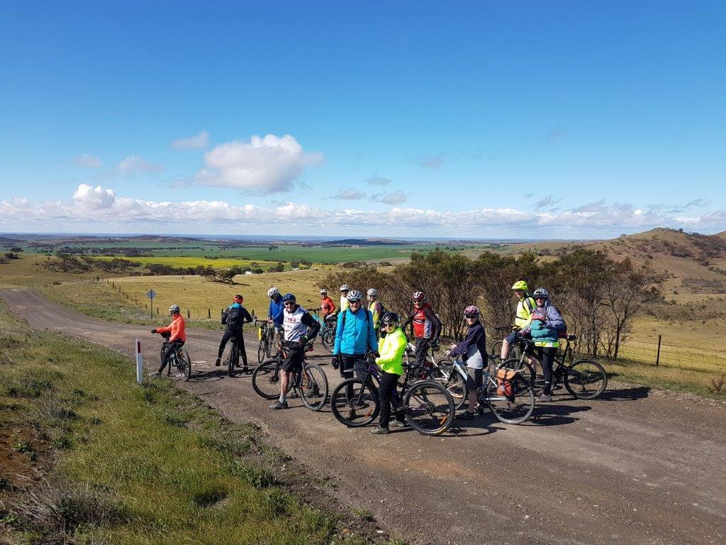 Eudunda Southern Ridge Loop Cycling Trail 042