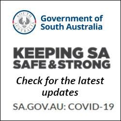 Government of SA - COVID-19 - Sq Banner