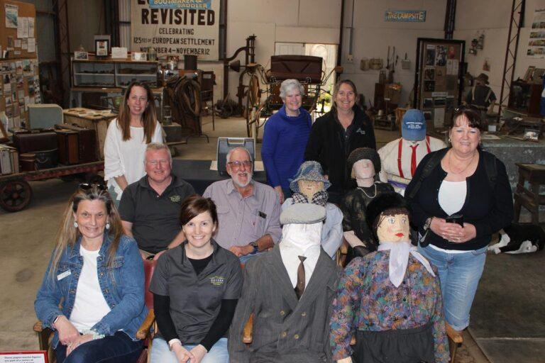 Goyder Visitor Centre Staff Explore Southern Goyder and Eudunda's Hidden Treasures