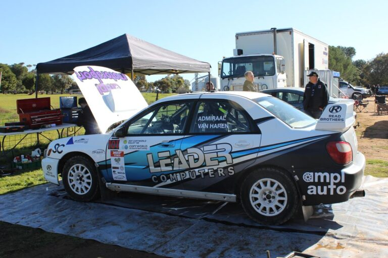 Fantastic Weather For Copyworld Walky 100 Rally At Eudunda Creates Great Results