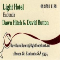 Light Hotel Eudunda – ECBAT Business Member 2021-2022