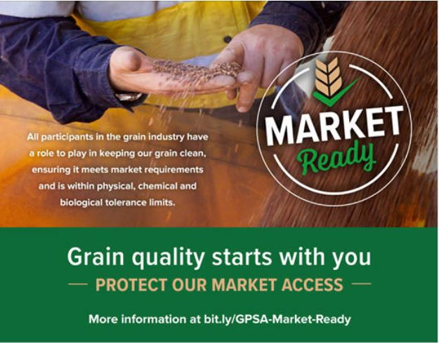 South Australian Grain Growers Market Ready Campaign