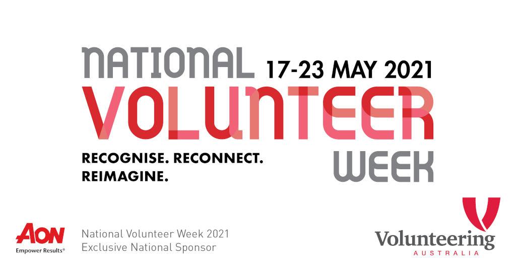 National Volunteer Week 17-23 May 2021 - NVW2021