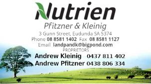 Nutrien - Pfitzner & Kleinig - ECBAT Business Member