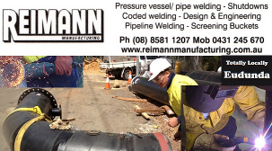Reimann Manufacturing Pty Ltd – ECBAT Business Member 2021-2022
