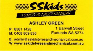 Sskids Tyres & Mechanical - ECBAT Business Member