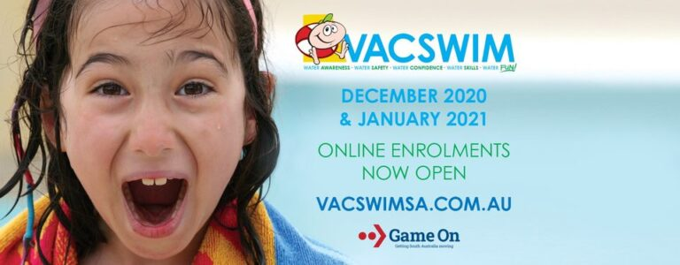 VACSWIM – Eudunda Swimming Pool – January Registrations Close 20th Dec. Register Now!