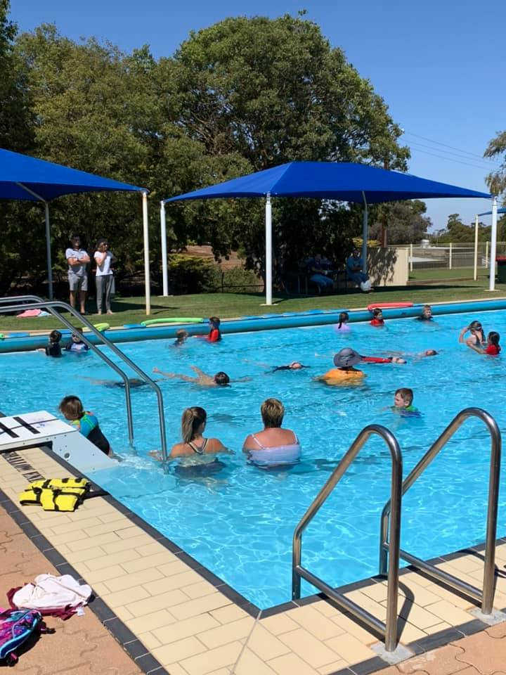 Vacswim Fun & Learning At Eudunda Pool
