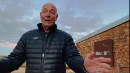 Video of Mike Roberts Talking about 11th Sept & Matt Ward